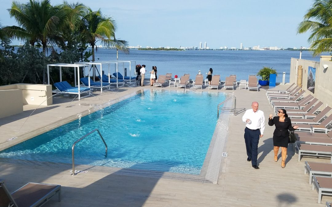 Miami Bay Condos a project by Milton & Associates Ribbon Cutting