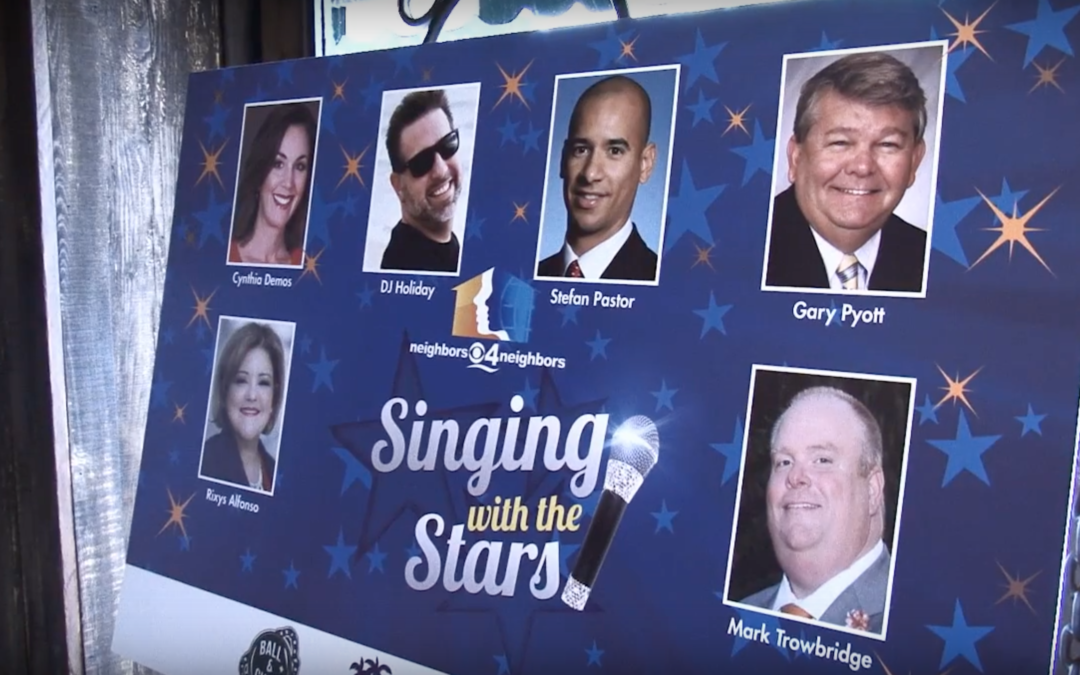 Singing with The Stars!