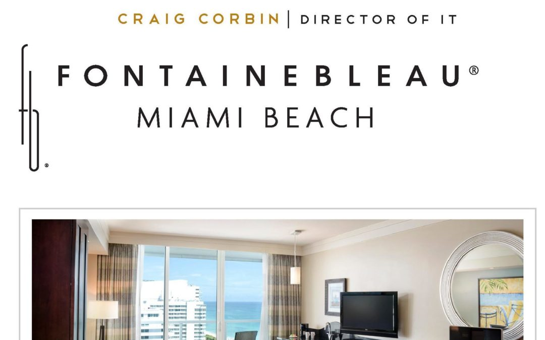 Toggle Magazine Highlights Fontainebleau and Hotwire Communications Partnership